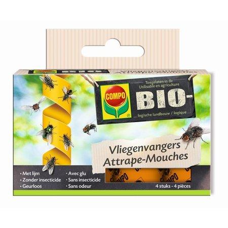 COMPO Bio Vliegenvangers 4 st