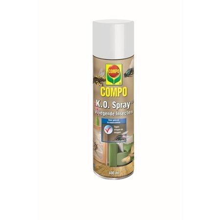 COMPO K.O. Spray Vliegende Insecten 400 ml