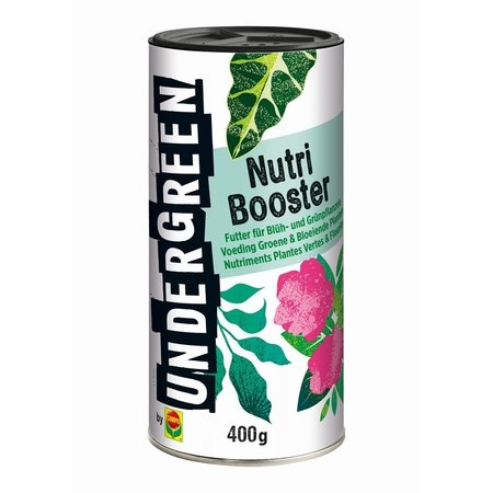 Nutri Booster Voeding Groene & Bloeiende Planten 400 g