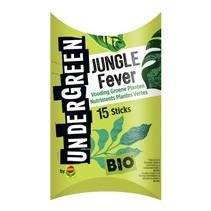 Jungle Fever Bio Voeding Groene Planten Staafjes 15 st