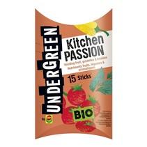 Kitchen Passion Bio Voeding Fruit, Groenten & Kruiden Staafjes 15 st