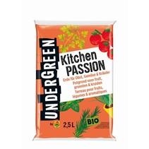 Kitchen Passion Bio Potgrond Fruit, Groenten & Kruiden 2,5 L