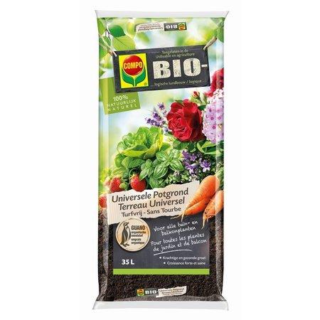 COMPO Bio  Bio Universele Potgrond Turfvrij 35 L