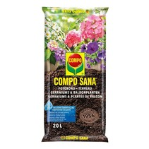 Potgrond Geraniums & Balkonplanten 20 L