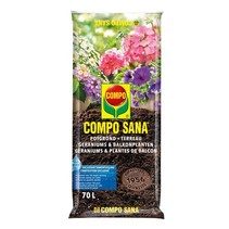 Potgrond Geraniums & Balkonplanten 70 L