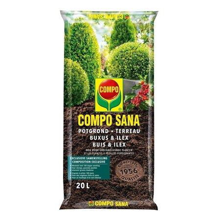 COMPO SANA   Potgrond Buxus & Ilex 20 L