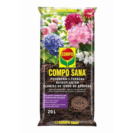 COMPO SANA   Potgrond Heideplanten 20 L