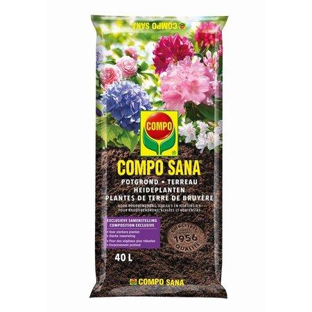 COMPO SANA   Potgrond Heideplanten 40 L