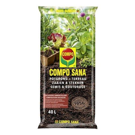 COMPO SANA   Potgrond Zaaien & Stekken 40 L