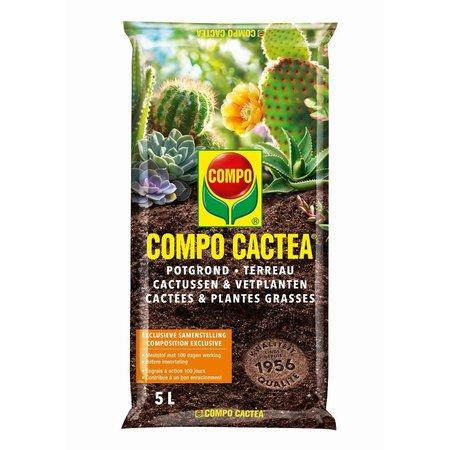 COMPO SANA   Potgrond Cactussen & Vetplanten 5 L