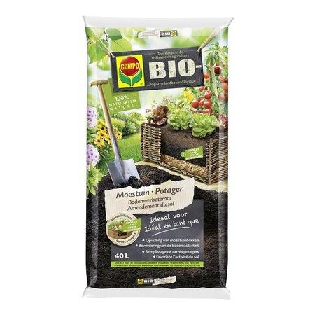 COMPO Bio Moestuin Bodemverbeteraar 40 L