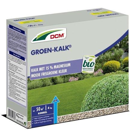 DCM Groenkalk (4kg)