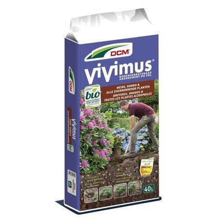 DCM Vivimus® Heide, Rhodo & alle Zuurminnende planten 40ltr