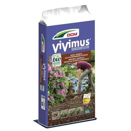 DCM Vivimus® Heide, Rhodo & alle Zuurminnende planten 60l