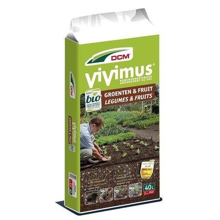 DCM Vivimus® Groenten & Fruit 40ltr