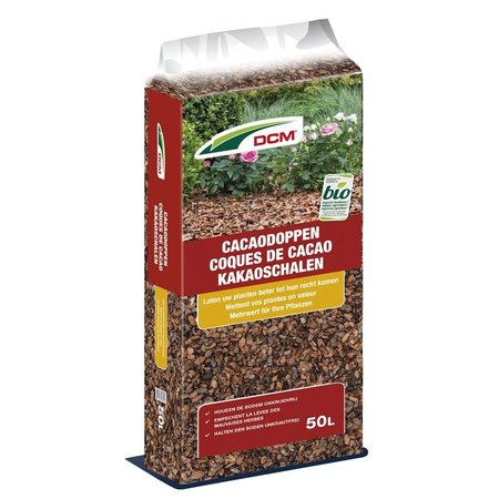 DCM Cacaodoppen (50 ltr)