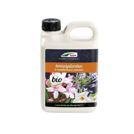 DCM Vloeibare Meststof Terrasplanten & Mediterrane Planten  (2,5 ltr)