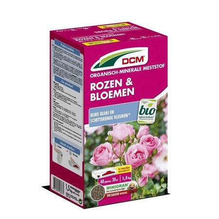 DCM Meststof Rozen & Bloemen (1,5KG)