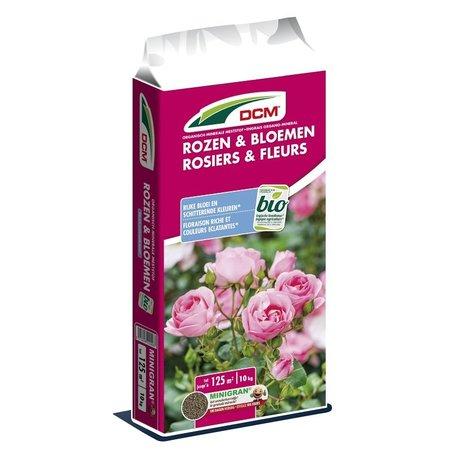 DCM Meststof Rozen & Bloemen (10KG)
