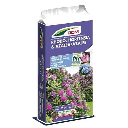 DCM Meststof Rhododendrons/ Hortensia's/ Azalea's (10KG)