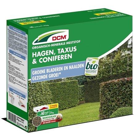 DCM Meststof Hagen, Taxus & Coniferen (3 KG)