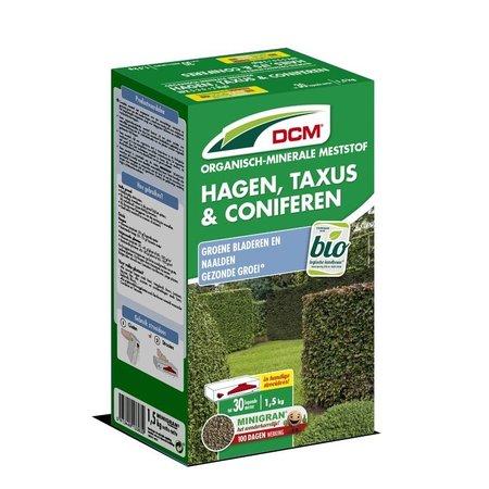 DCM Meststof Hagen, Taxus & Coniferen (1,5 KG)