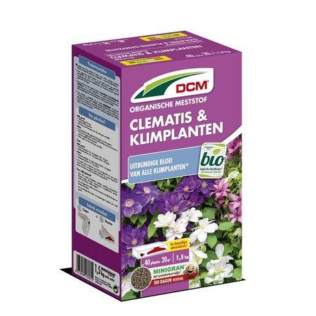 DCM Meststof Clematis & Klimplanten (1,5KG)