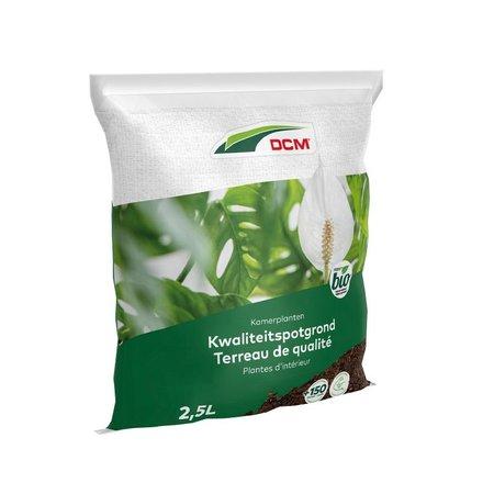 DCM Potgrond Kamerplanten (2,5 ltr)