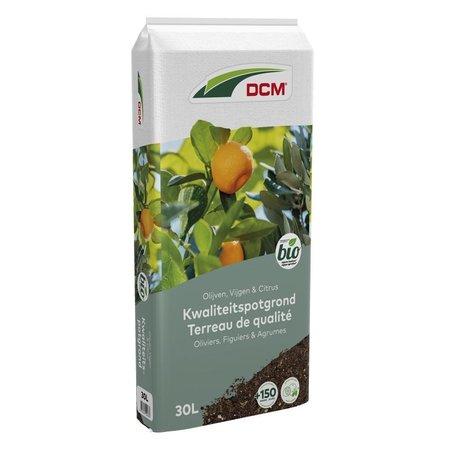 DCM Potgrond Olijven/Vijgen/Citrus (30 ltr)