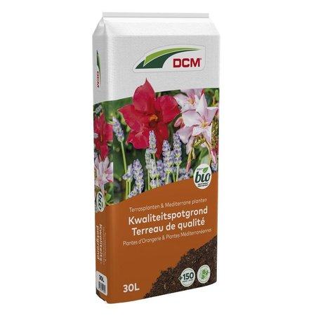 DCM Ecoterra Terras- & Mediterrane planten (30 ltr)