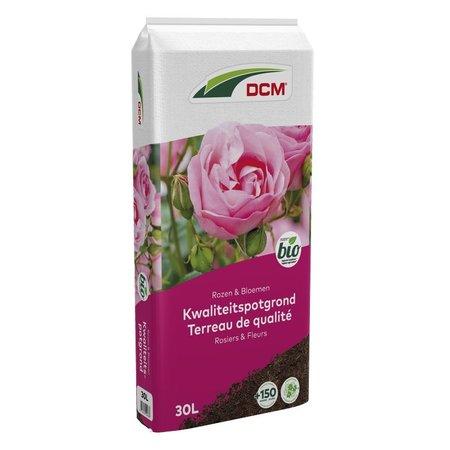 DCM Potgrond Rozen & Bloemen (30 ltr)
