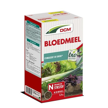 DCM Bloedmeel (1,5 kg)