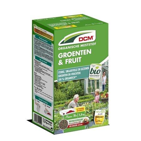 DCM Meststof Groenten & Fruit (1,5 kg)