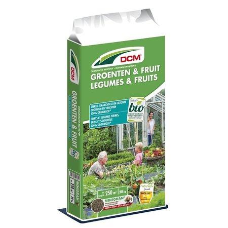 DCM Meststof Groenten & Fruit (20 kg)