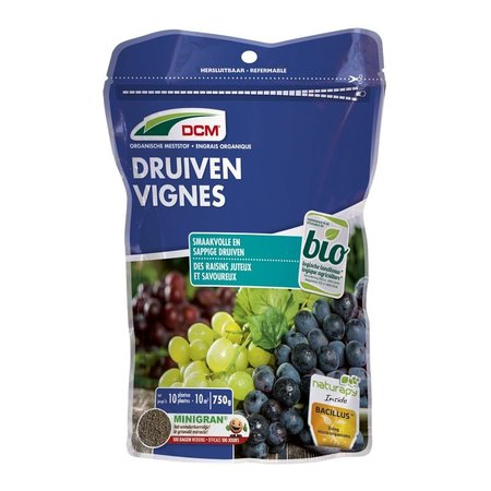 DCM Meststof Druiven (0,75 kg)
