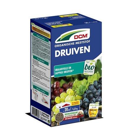 DCM Meststof Druiven (1,5 kg)