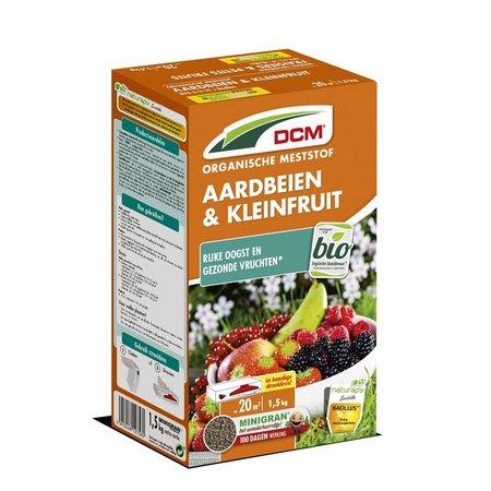 DCM Meststof Aardbei/Kleinfruit (1,5KG)
