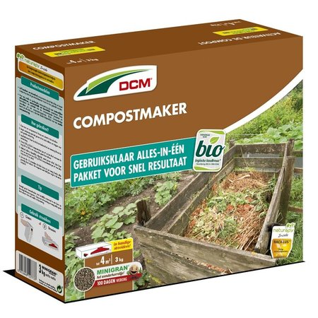 DCM Compostmaker (3 kg)