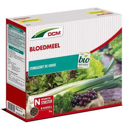 DCM Bloedmeel (3 kg)