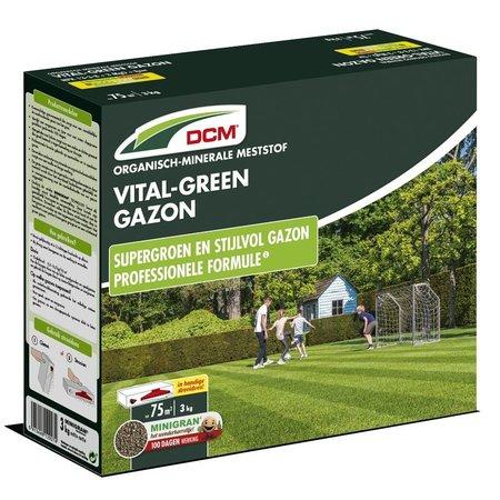 DCM Vital-Green gazon (3 kg)