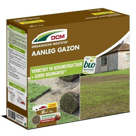 DCM Aanleg Gazon (3 kg)