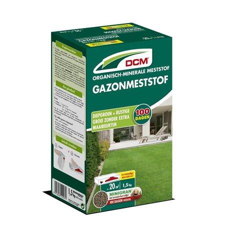 DCM Gazonmeststof (1,5 kg)