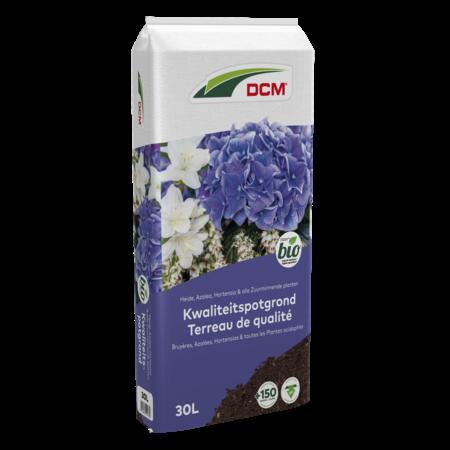 DCM Potgrond Heide, Azalea, Hortensia & alle Zuurminnende planten (30 ltr)