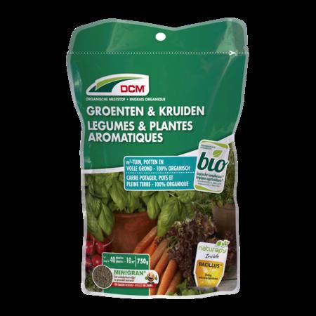 DCM Meststof Groenten & Kruiden (0,75 KG)