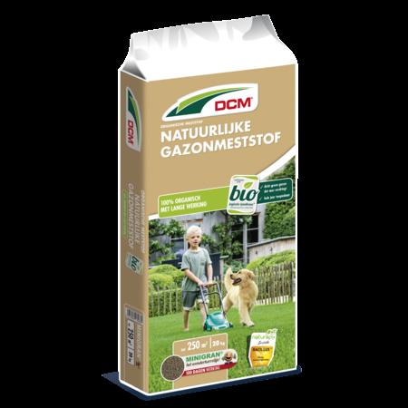 DCM Natuurlijke Gazonmeststof (20 kg)