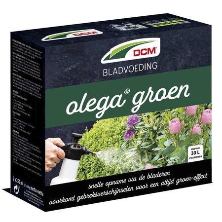 DCM Bladvoeding Olega Groen (2 x 250 ml)