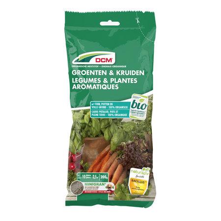 DCM Meststof Groenten & Kruiden (0,2 KG)
