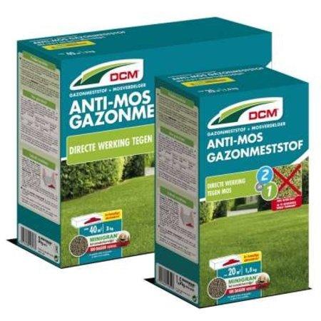 DCM Anti-Mos Gazonmeststof (3 kg)