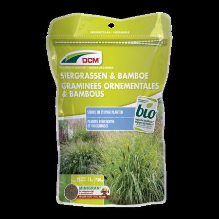 DCM Meststof Siergrassen & Bamboe (0,75 KG)
