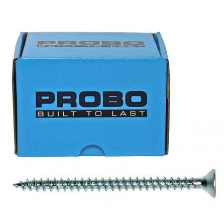 Pak Probo spaanplaatschroeven 4.0x30 (200)